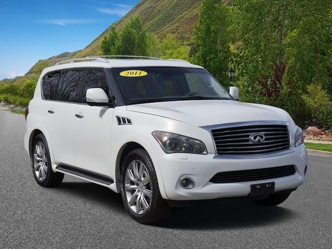 2011 INFINITI QX56 8-passenger 4WD  8-passenger