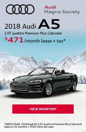 03- 2019 Audi A5