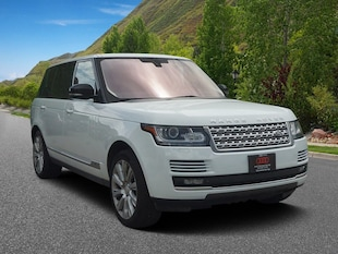 2014 Land Rover Range Rover Supercharged 4WD  Supercharged LWB