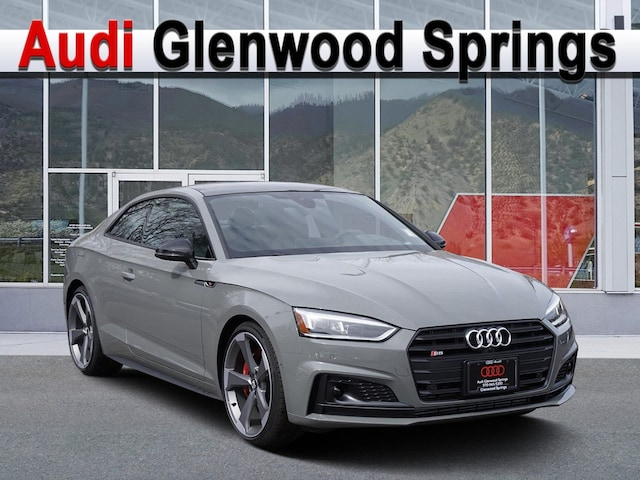 New 2019 Audi S5 3.0T Prestige Coupe Glenwood Springs