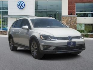 2019 Volkswagen Golf Alltrack SE 1.8T SE Manual