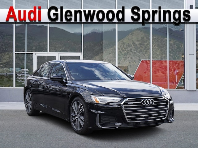 New 2019 Audi A6 3.0T Premium Plus Sedan Denver Area