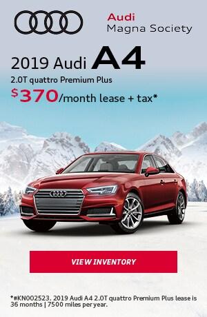 03- 2019 Audi A4