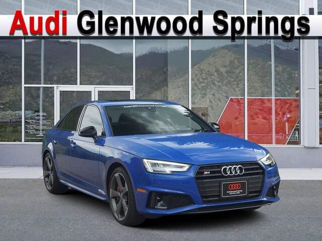 New 2019 Audi S4 Sedan Denver Area