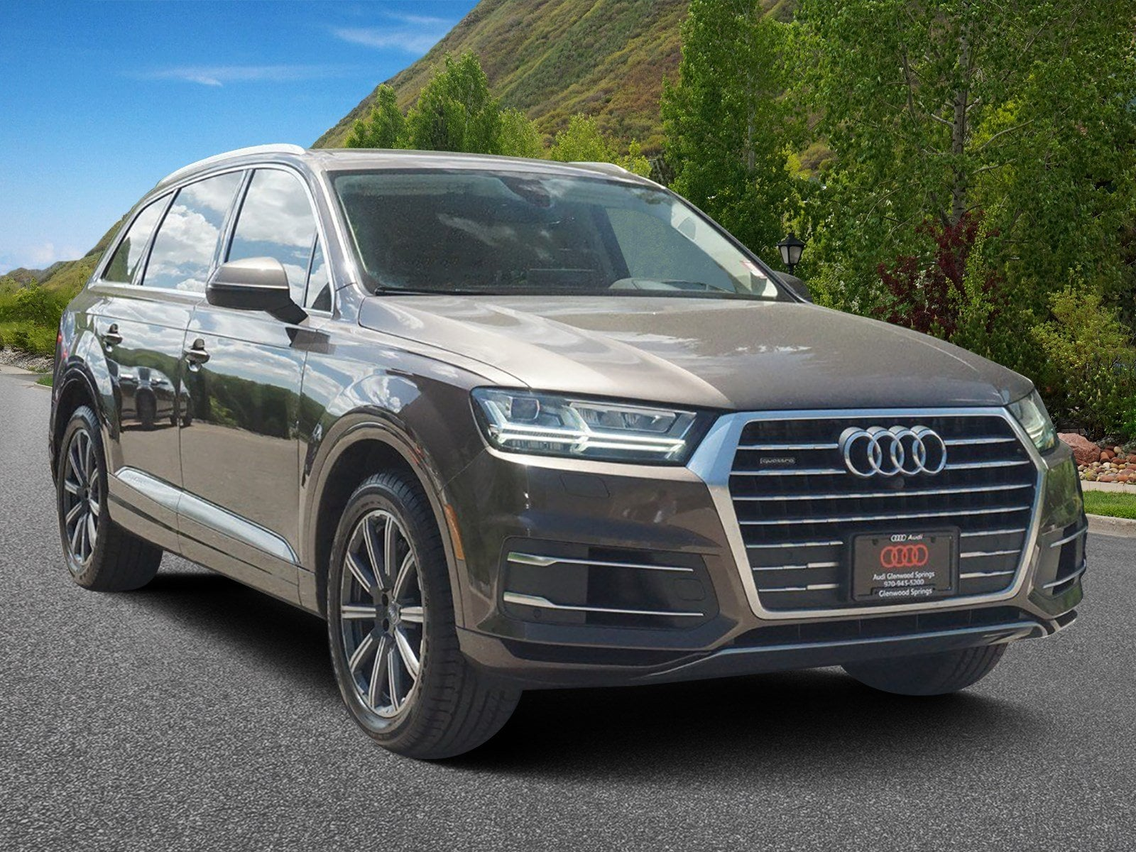 2017 Audi Q7 3.0 TFSI Prestige