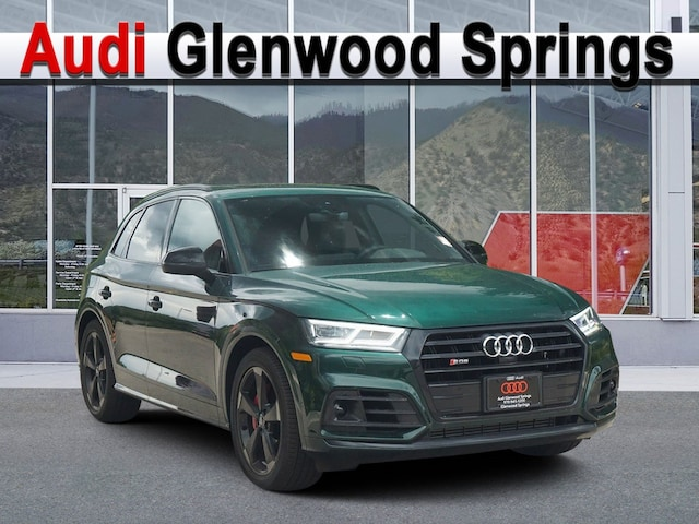New 2019 Audi SQ5 3.0T Prestige Sport Utility Vehicle Denver Area