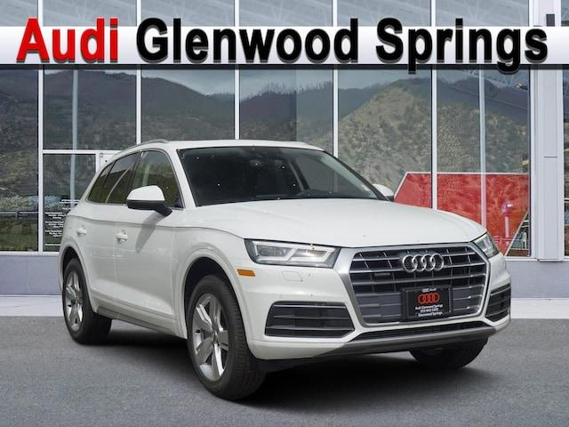 New 2019 Audi Q5 2.0T Premium Plus Sport Utility Vehicle Denver Area