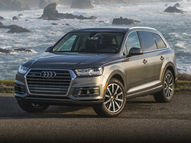 Used 2018 Audi Q7 3.0T Premium Quattro SUV Hampton, Virginia