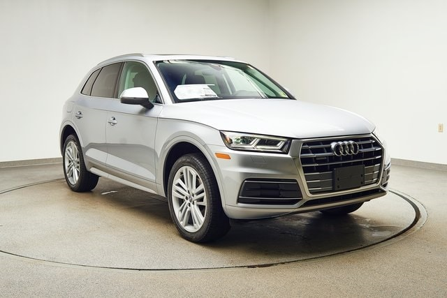 New 2018 Audi Q5 2.0T Premium Plus Quattro SUV Hampton, Virginia