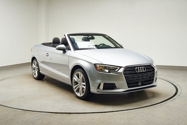 New 2018 Audi A3 2.0T Premium Fronttrak Fronttrak Convertible Hampton, Virginia