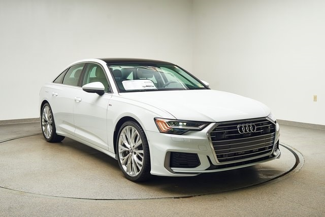 New 2019 Audi A6 3.0T Prestige Quattro Sedan Hampton, Virginia