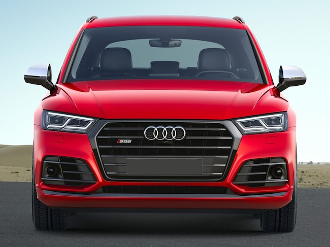 New 2019 Audi SQ5 3.0T Premium Quattro SUV near Hampton