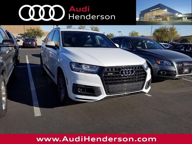 2018 Audi Q7 3.0T Prestige SUV