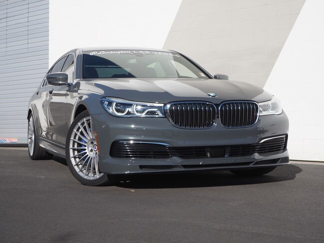 2019 BMW 7 Series Alpina B7 Xdrive Sedan