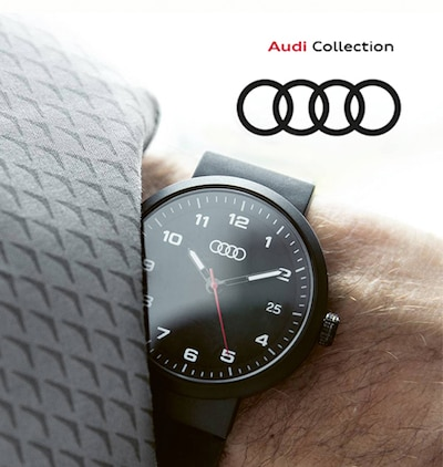 Great Gift Ideas - The Audi Collection