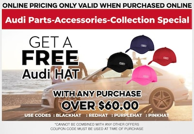 Free Hat with Purchase