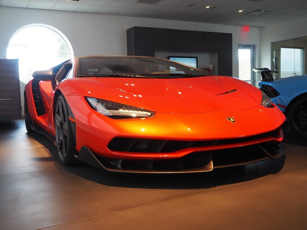 Used 2017 Lamborghini Centenario For Sale At Audi Henderson Vin