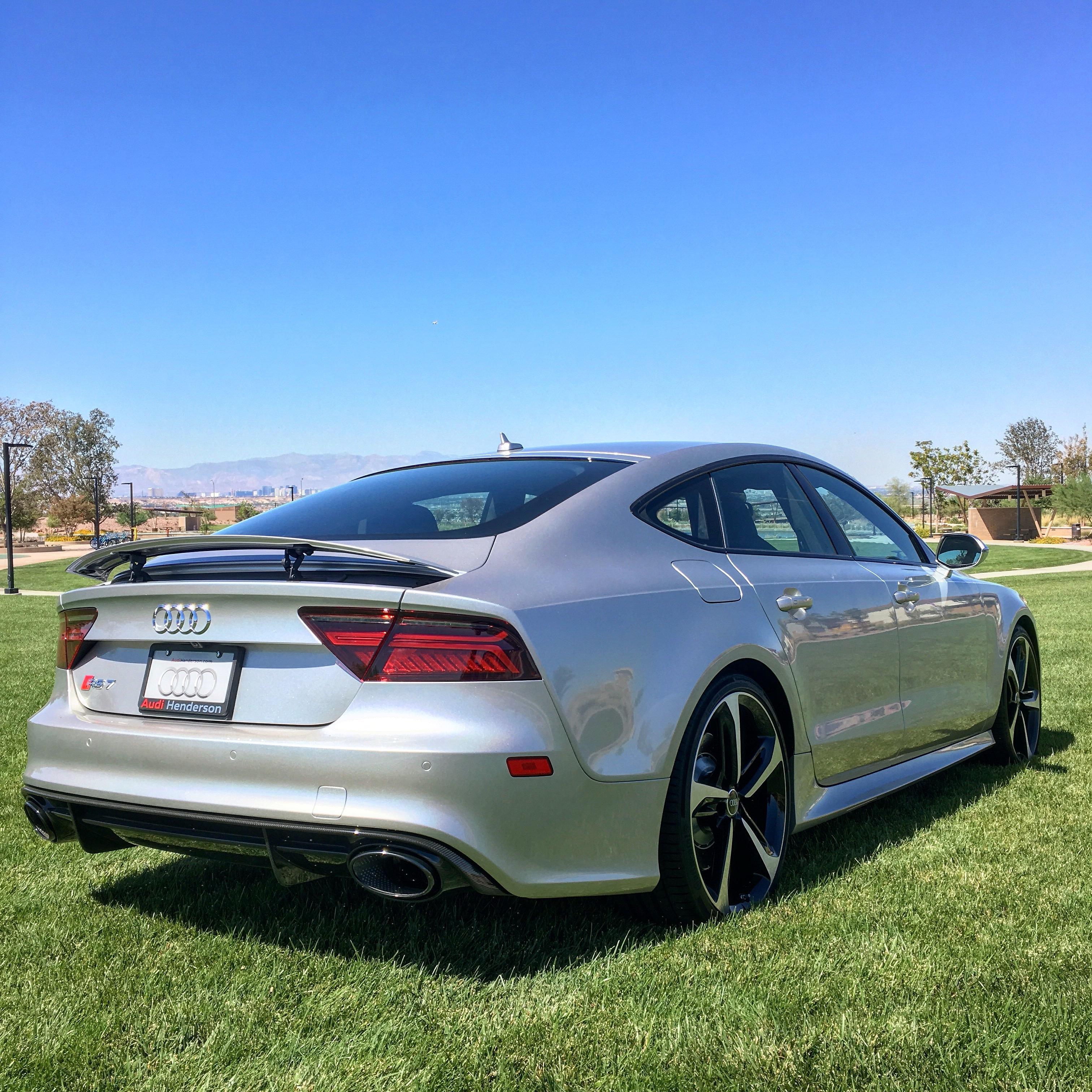 2017 Audi Rs 7 Camshaft: 2017 Audi RS7 Performance