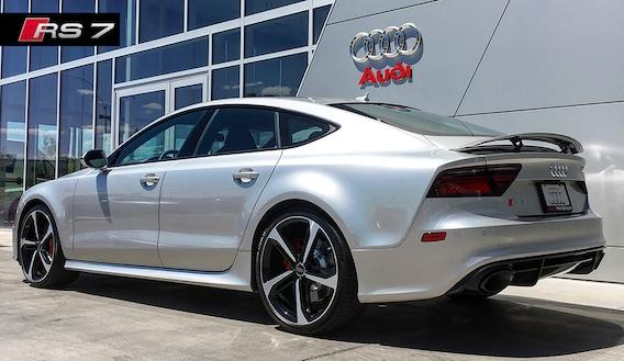 Audi Rs7 0-60 >> 2017 Audi Rs7 Performance Audi Henderson
