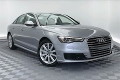used 2016 Audi A6 3.0T Premium Plus Sedan for sale in Hardeeville