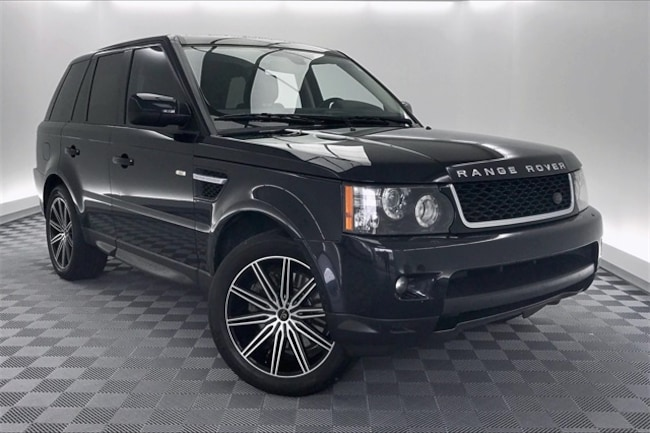 2012 Land Rover Range Rover Sport HSE SUV