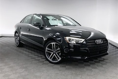 new 2019 Audi A3 2.0T Premium Sedan for sale near Savannah