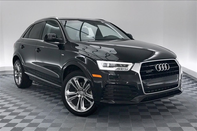 used 2016 Audi Q3 2.0T Premium Plus SUV for sale near Savannah