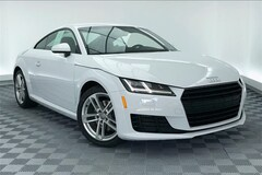 used 2016 Audi TT 2.0T Coupe for sale in Hardeeville