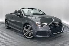 used 2018 Audi A3 2.0T Cabriolet for sale in Hardeeville