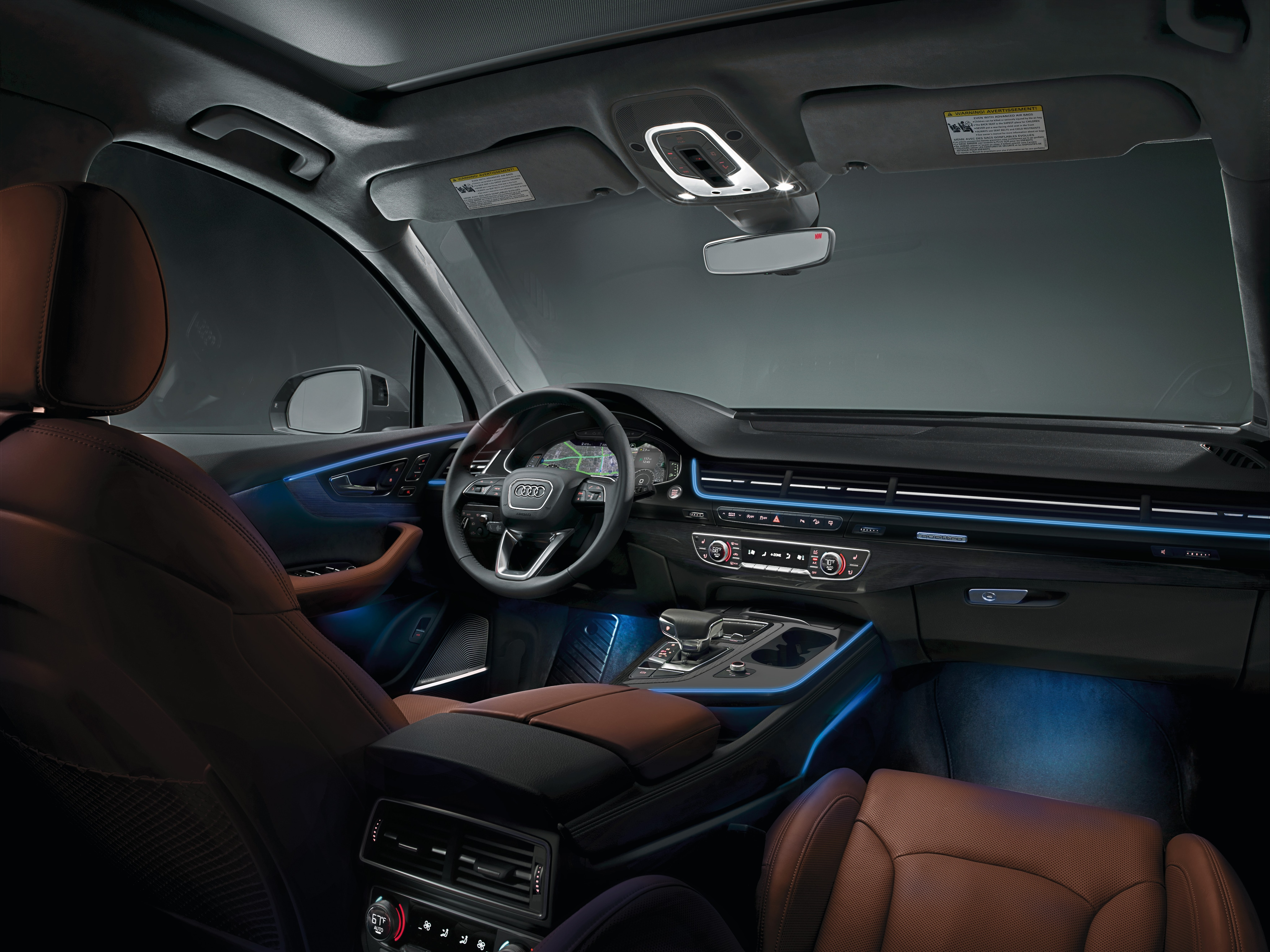Audi Q7 Interior 2018 Awesome Home