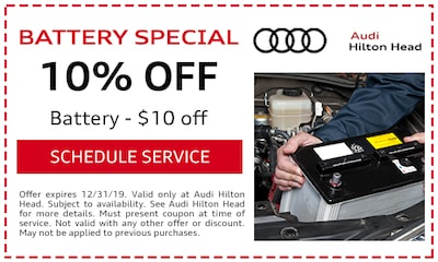 Battery - $10 off
