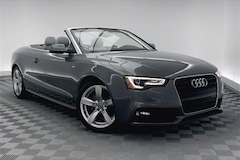 used 2016 Audi A5 2.0T Premium Cabriolet for sale in Hardeeville