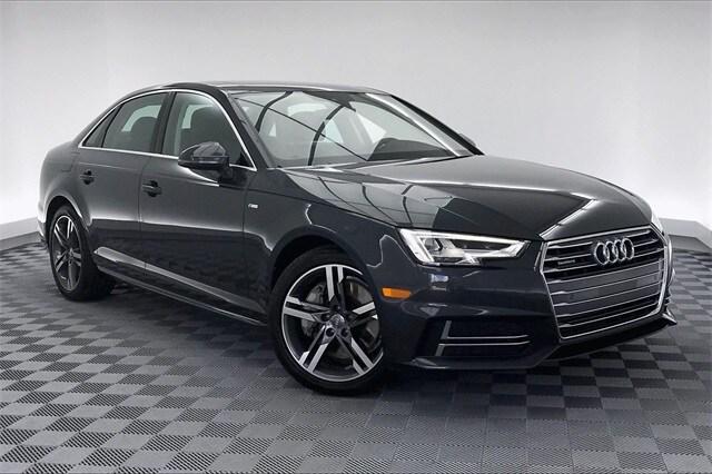used 2017 Audi A4 2.0T Premium Sedan for sale near Savannah