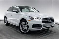 new 2019 Audi Q5 2.0T Premium Plus SUV for sale near Savannah