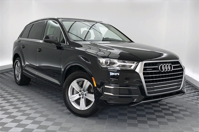 used 2019 Audi Q7 SUV for sale near Savannah