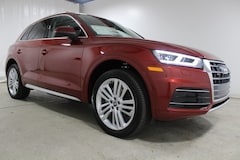 new 2018 Audi Q5 2.0T Premium Plus SUV for sale near Savannah