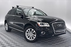 certified pre-owned 2016 Audi Q5 2.0T Premium SUV for sale in Hardeeville