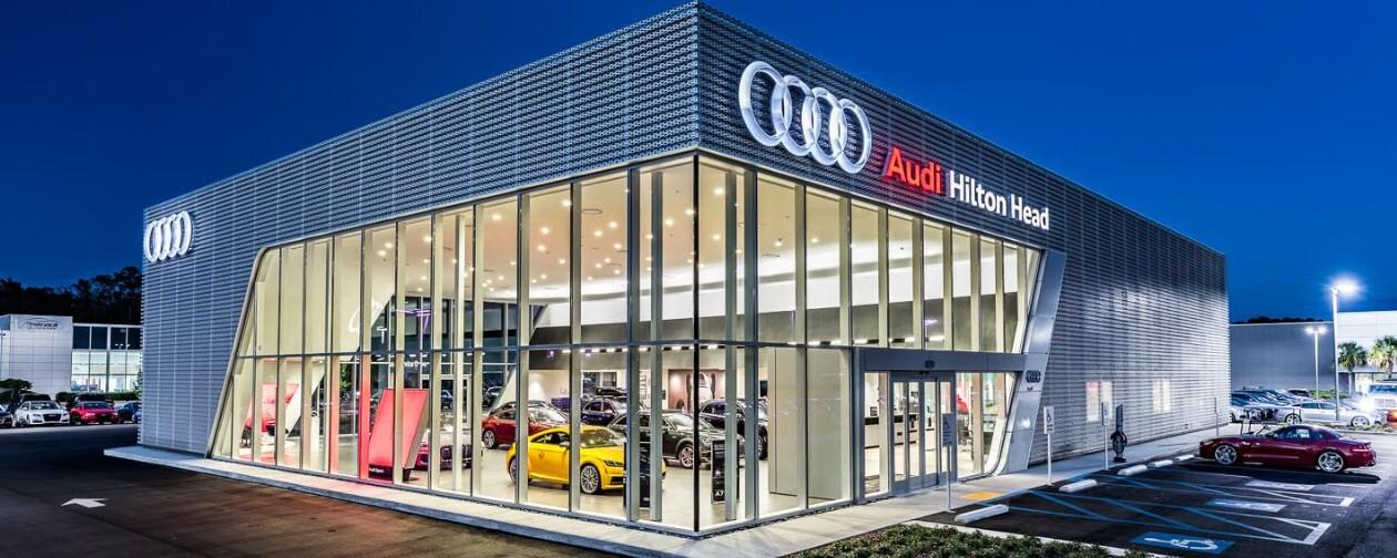 Audi Dealership Near Me >> Audi Dealer Near Me Audi Hilton Head
