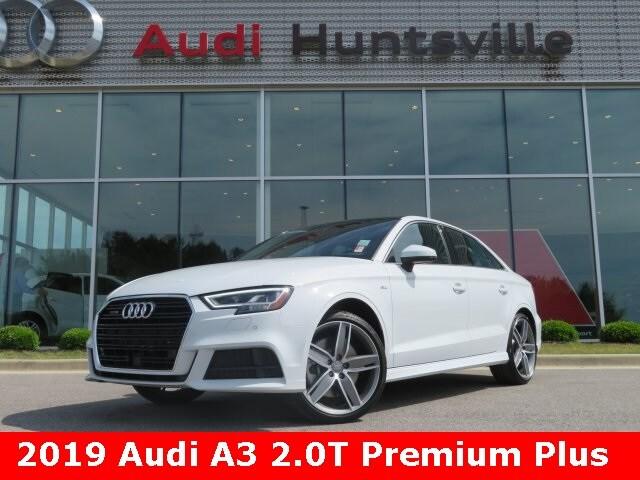 2019 Audi A3 2.0T Premium Plus Sedan for sale in Huntsville, AL at Audi Huntsville