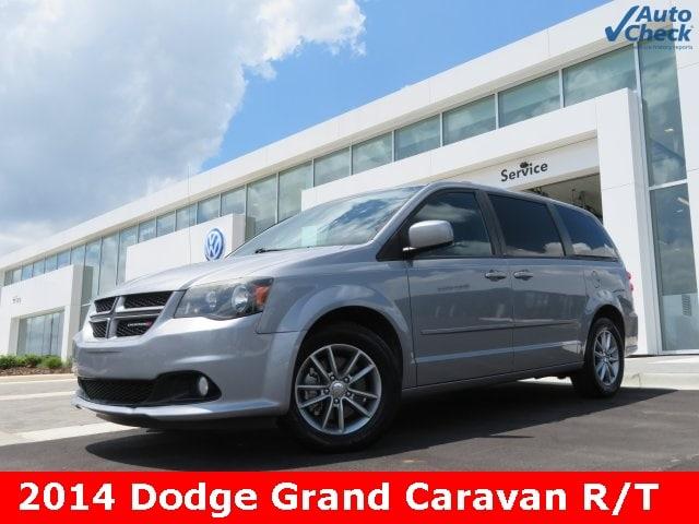 2014 Dodge Grand Caravan R/T Minivan/Van for sale in Huntsville, AL at Audi Huntsville