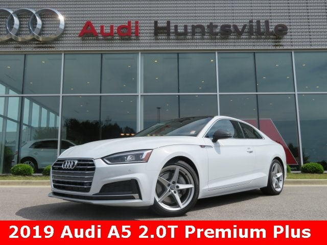 2019 Audi A5 2.0T Premium Plus Coupe for sale in Huntsville, AL at Audi Huntsville