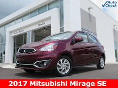 2017 Mitsubishi Mirage SE Hatchback ML32A4HJ2HH000267 for sale in Huntsville, AL at Hiley Mazda of Huntsville