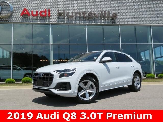2019 Audi Q8 3.0T Premium SUV for sale in Huntsville, AL at Audi Huntsville