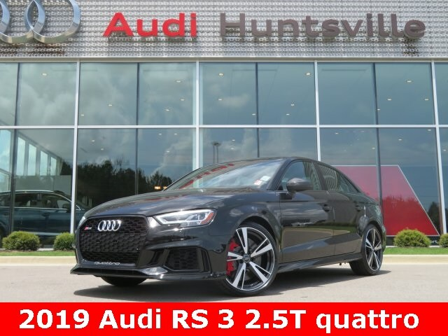 2019 Audi RS 3 2.5T Sedan for sale in Huntsville, AL at Audi Huntsville