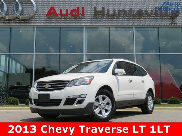 2013 Chevrolet Traverse LT SUV for sale in Huntsville, AL at Audi Huntsville