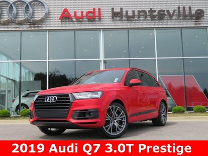 New 2019 Audi Q7 3 0t Prestige For Sale Huntsville Al