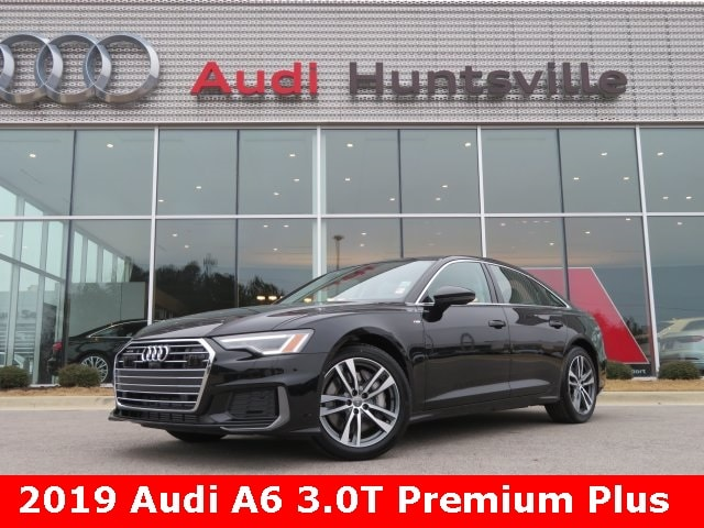 2019 Audi A6 3.0T Premium Plus Sedan for sale in Huntsville, AL at Audi Huntsville