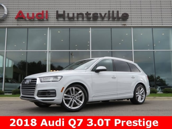 New Audi Q T Prestige For Sale Huntsville AL - Audi q7 2018 msrp