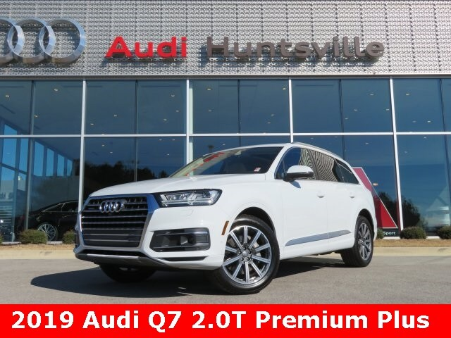 2019 Audi Q7 2.0T Premium Plus SUV for sale in Huntsville, AL at Audi Huntsville