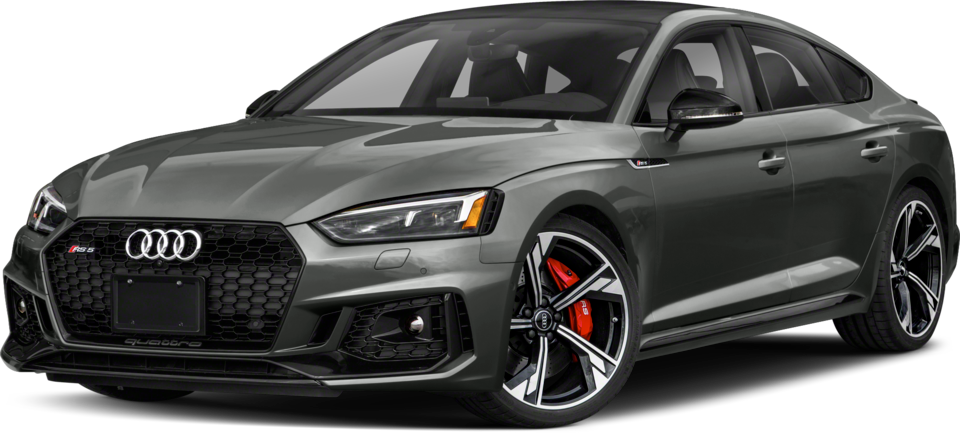 New Audi RS5 Sportsback